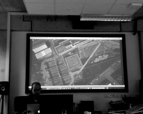 Workshop door fenix films
