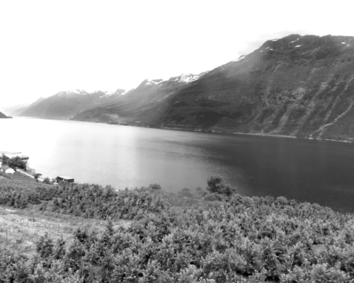 Drone fragment noorwegen