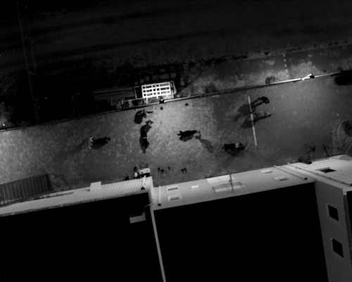 Drone fragment - speciale video