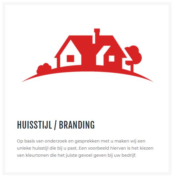 Huisstijl/ branding marketing